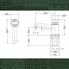 17160606 - TORNEIRA AUTOMATICA PRESSMATIC COMPACT MESA